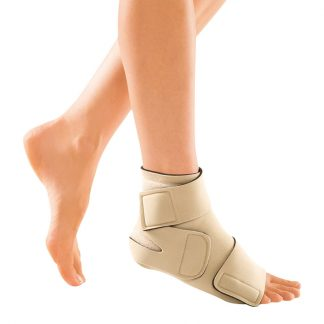 CircAid JuxtaFit Interlocking Ankle Foot Wrap