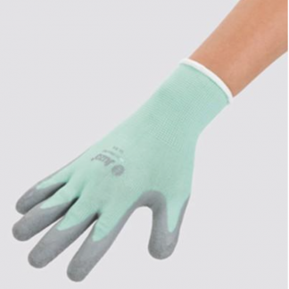 Donning Gloves